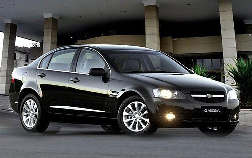 Chevrolet Ômega Blindado